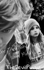 One thing which changed my mind (Harry Styles FF) by TheDevilPingu