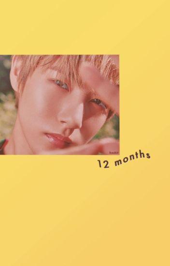 12 months ╱ hoshi