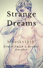 Strange Dreams Erwin x Reader| One Shot by XxInsane_FangirlxX