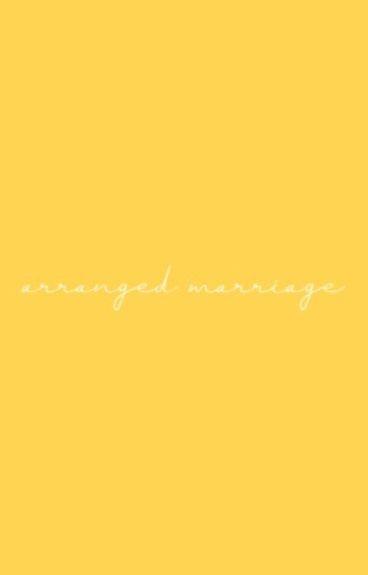 Arranged Marriage|JG|