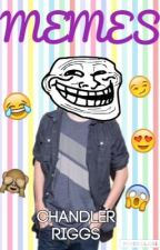 Memes~Chandler Riggs by Sky_Riggs