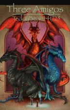 3Amigos (Sequel to Dragon HighSchool Romance) by Leo_and_Mimi