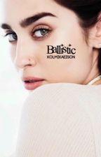 Ballistic ⇢ Marvel by kolmikaeIson