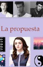 la Propuesta by Elena1955R