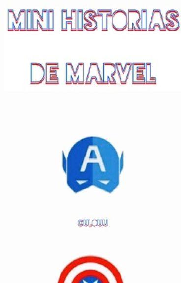 Mini Historias de Marvel #MEAs2016 #MEAs2k16