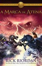 A Marca de Atena - Rick Riordan by JP_666