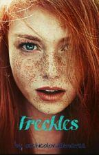 Freckles by occhicolordelmaree