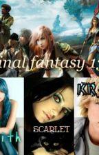 final fantasy 13 meets the demigods. by usernameisntfound