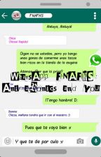 WhatsApp FNAFHS: Animatronics and you! by Valeri11otaku10