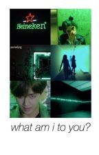 What Am I to You? // taehyung by asriwljng