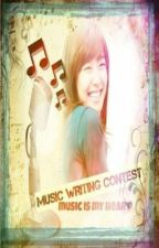 Music Writing Contest by KarmaGi
