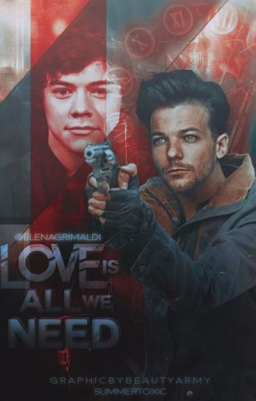 Love is all we need | Larry Stylinson