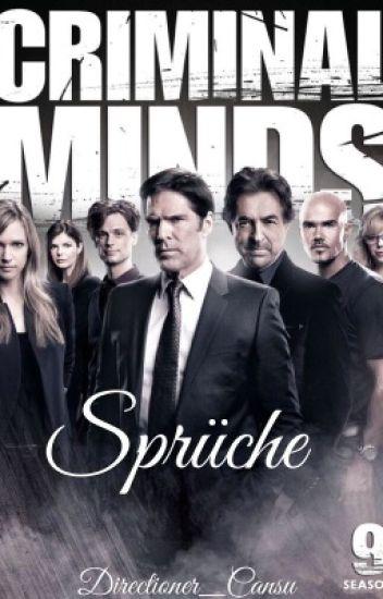 Criminal Minds Sprüche