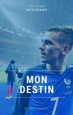 Mon Destin (Antoine Griezmann) by SurferSoul