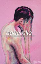 aquarelle. ☹  vkook. by ksselgi