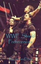 WWE Shield Preferences by JazzandDean