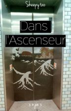 Dans l'Ascenseur (OS Namjin) by Sheepytao