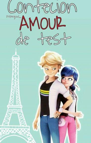 Confecion Amour De Test // Adrinette