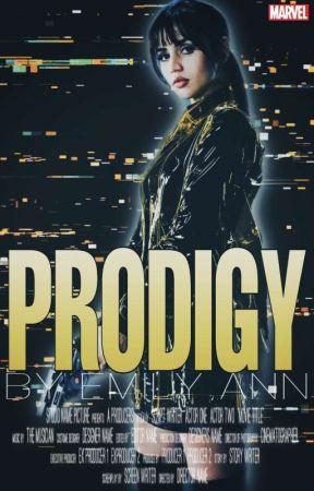Prodigy ✴ Steve Rogers by -arcadia