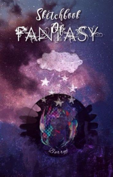 || SketchBook of Fantasy ||