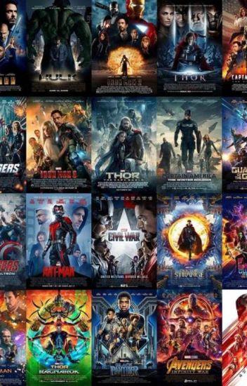 ☆ Répliques cultes des films Marvel ☆
