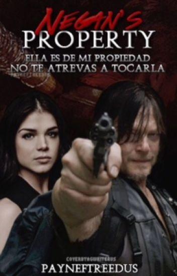Negan's Property {Daryl Dixon}