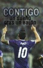 Contigo [James Rodríguez]  by Jamesinha10
