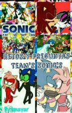 Retos Y Preguntas Team's Sonic's by lunayar