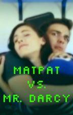Matpat vs. Mr. Darcy by LaurenTheAlpaca