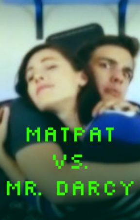 Matpat vs  Mr  Darcy - The Battle Begins! - Wattpad