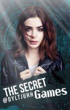 The secret games....  by Dyltjuhh