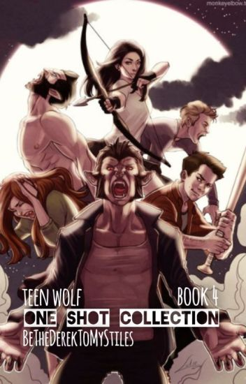 Teen Wolf One Shot Collection - Book 4