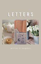 LETTERS  ;  지민 & 정국 by sentixmental