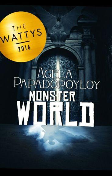 Monster World #WattysWinner2016