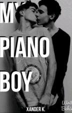 My Piano Boy by Satoshi_Shinigami