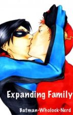 Expanding Family  by Iamlackingatardis