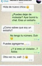 Disculpa, ¿Te conozco? → WhatsApp, C.H by magconftpizza