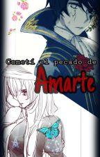 Cometí El Pecado De Amarte {LUKA X KAITO} by RWBY-Fan