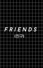 friends » lwt + hes by namjinmon