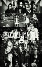 Jrock AU Imagines by in_my_chaotic_mind