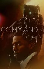 Command • T'Challa by captainskywalker