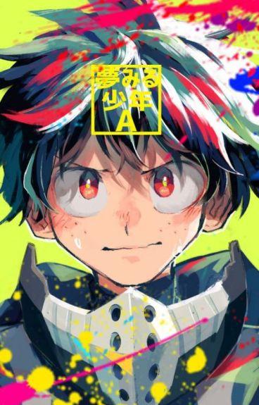 Boku No Hero Academia   Destino   BL