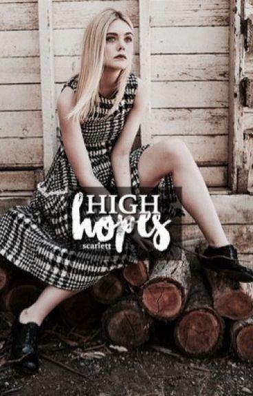 high hopes  ⇢  peter parker