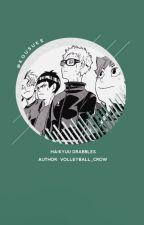 [ HQ!! Translated Series ] Haikyuu!! drabbles by kousuke_kun