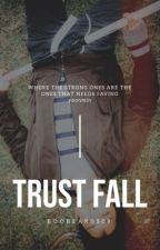 Trust Fall BTS Yoonmin [ #Wattys2016 ] by Boobear_0309