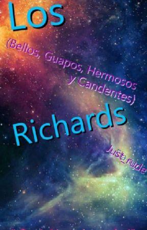 Los Richards--Editando by Just_rude