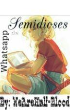 Whatsapp De Semidioses by WeAreHalf-Blood