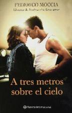 Tres Metros Sobre El Cielo  by ElizabetDallas1
