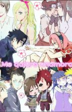 Me quiero enamorar (SasuSaku, NaruHina, SaiIno, ShikaTema, GaaMatsu ) by CamilaNiwa
