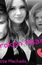 Broken Heart (Scorose) by Larissa_Machado